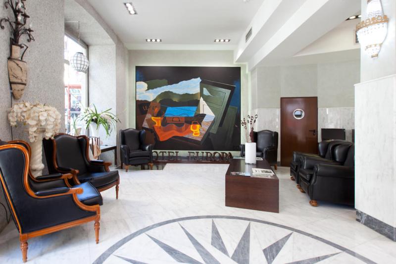 Hotel Europa Lobby