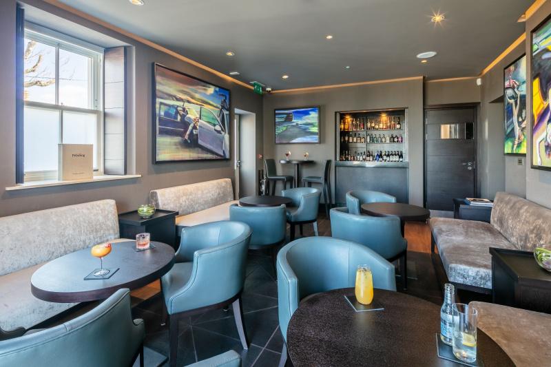 Cornel Bar at Twr Felin Hotel
