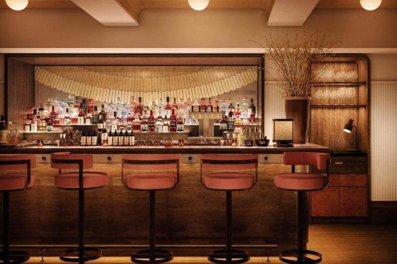 Hotel Shinola bar