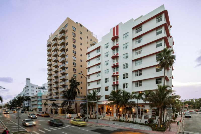 The Generator Miami building