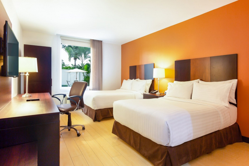 Accessible double room