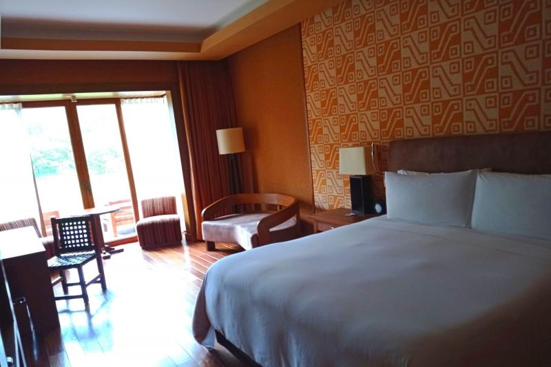 Deluxe terraza room