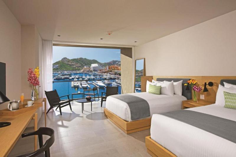 Allure suite marina view
