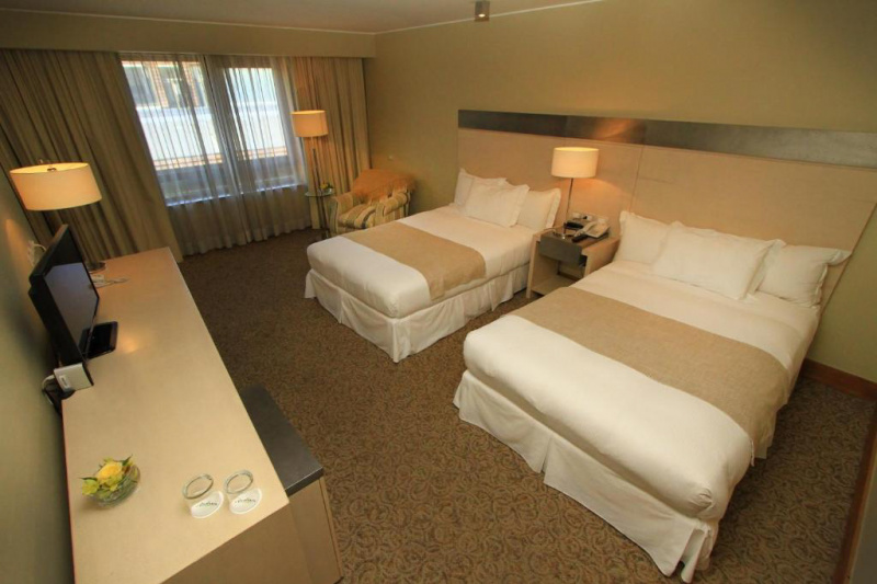 Superior accessible twin room