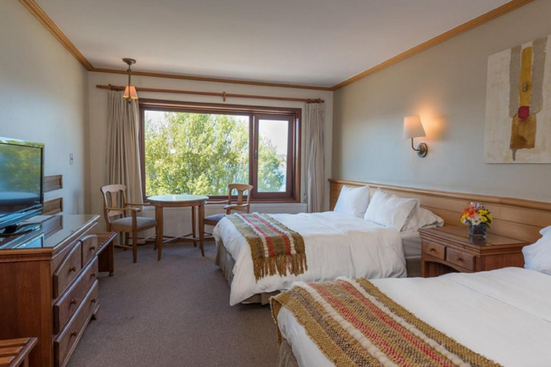 Accessible superior twin room