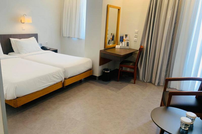 Standard Renovated Room 254