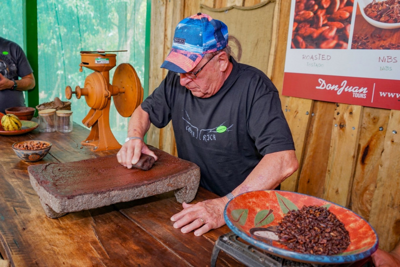Coffee and Chocolate Tour