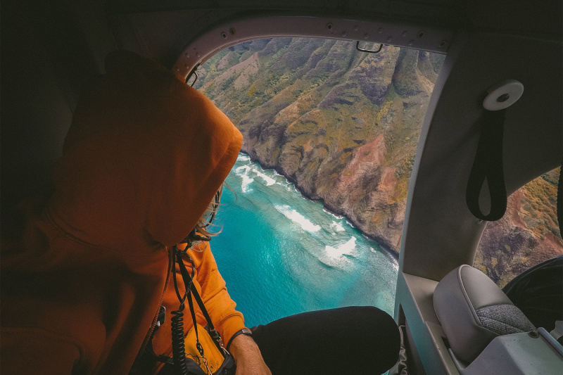 Maui circle island helicopter