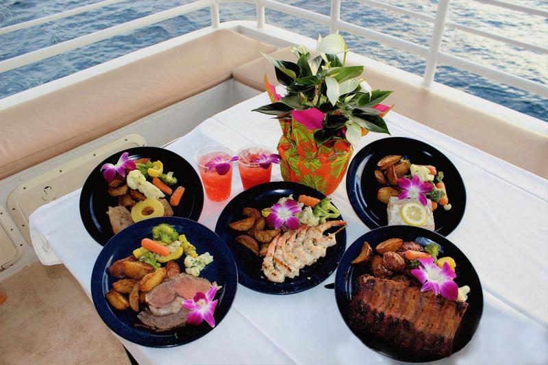 Maui Dinner cruise