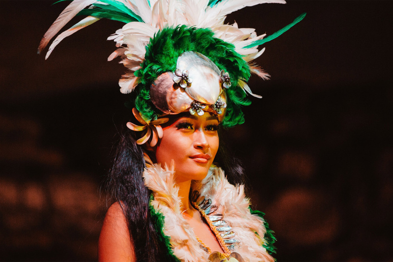Luau Night Show, Maui