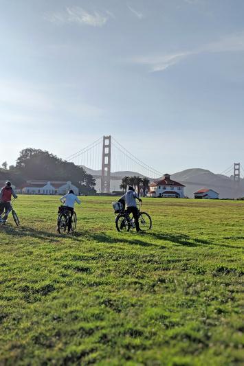 Golden Gate Bridge Self-Guided Handbike Tour