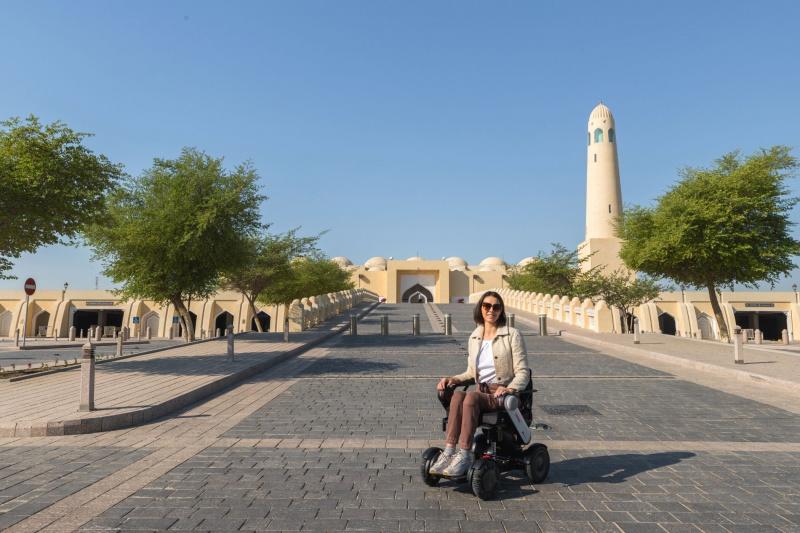 Doha modern architecture tour