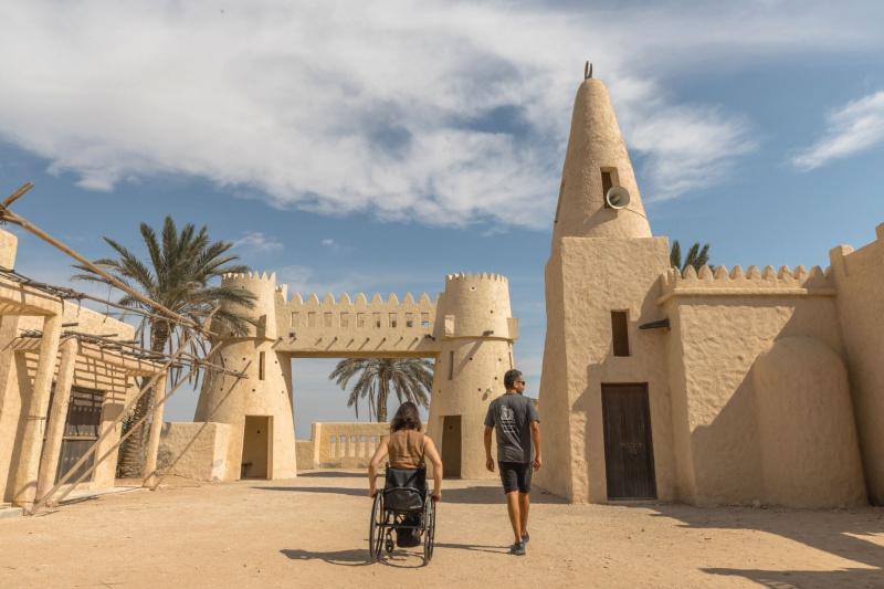 Off the beaten track: Film City, Mystery Village, Richard Serra Sculptures