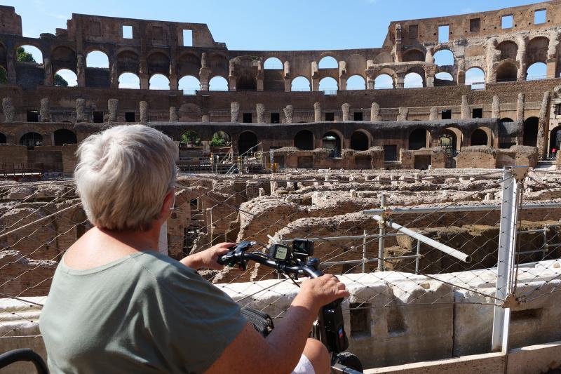 Colosseo tour