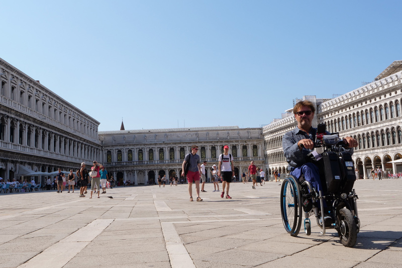 St Mark's square and the Doge's palace tour