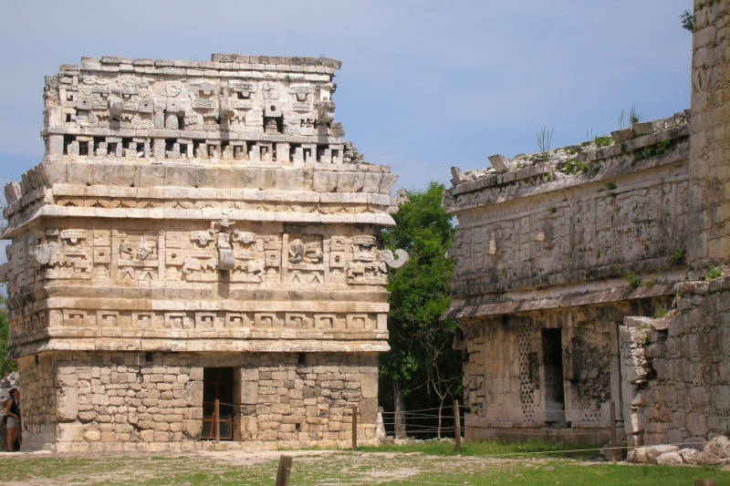 You will get a chance to explore Mayan ruins
