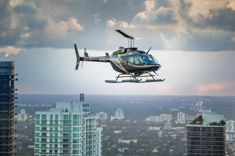 North Miami Beach Helicopter Tour