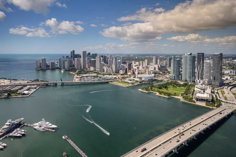 South Beach Premium Helicopter Tour