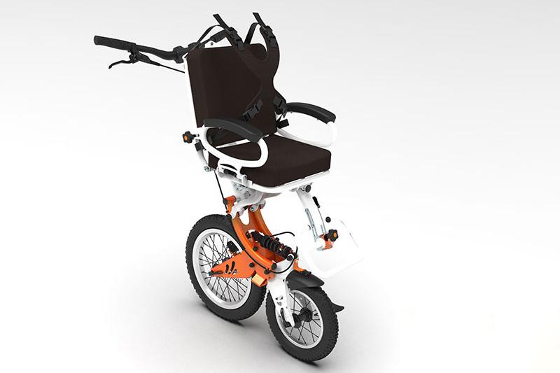 Joëlette kids wheelchair