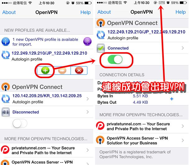 易聯 Open VPN