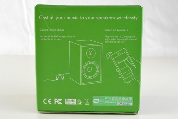 開箱文] AudioCast M5 音樂流串播放器,讓音響可遠端WiFi播放