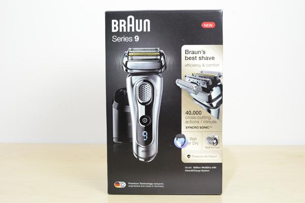 Braun 9