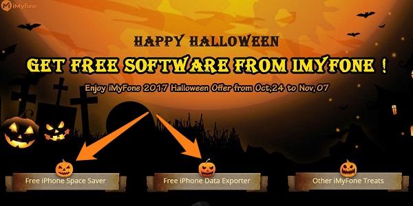 iMyFone Halloween