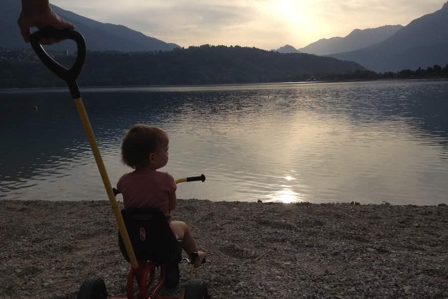 De kleine prins op de camping