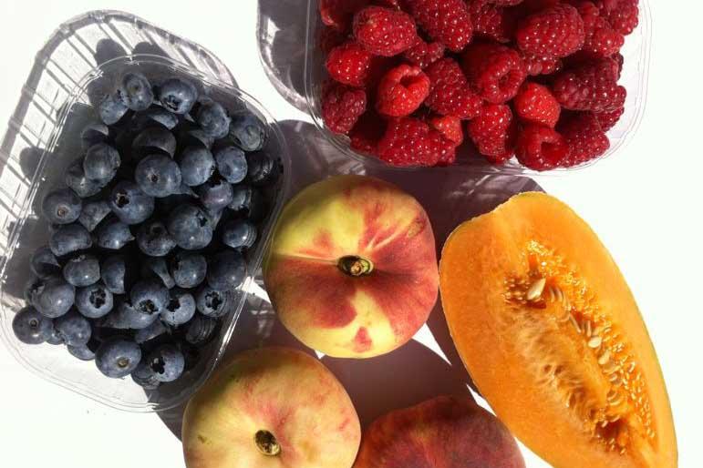 Het fruit van tante fruitje