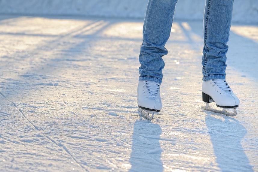 schaatsen en insemineren