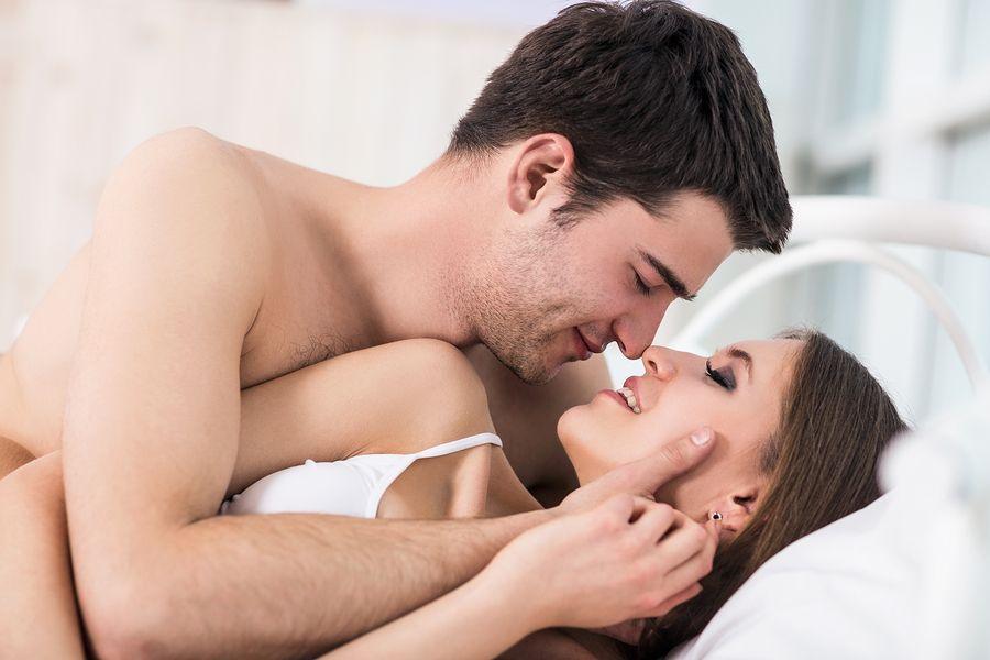Man en vrouw willen seks na de bevalling