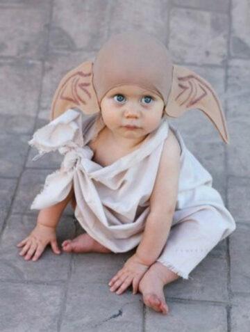 baby halloween kostuum inspiratie