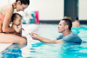 moederdag babyzwemmen