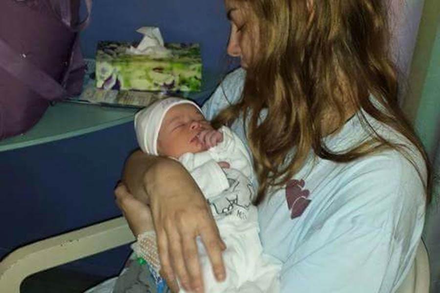 Een bevalling met ruggenprik en weeenopwekkers