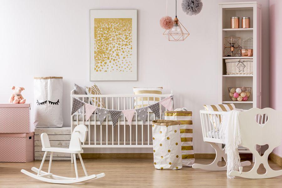 Babykamer Muur Ideeen.8 Leuke Babykamer Ideeen En Inspiratie 24baby Nl