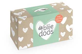 De blije doos, de bekendste gratis babydoos