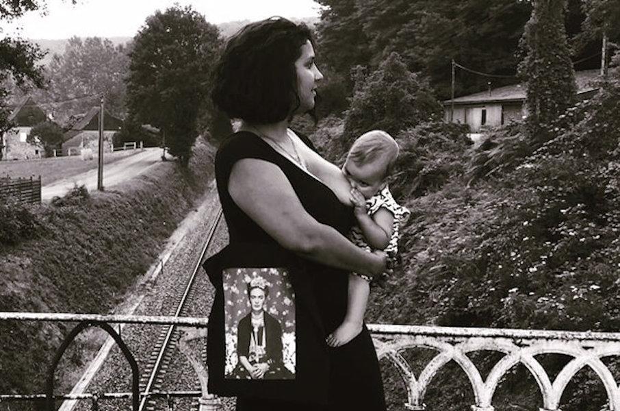Borstvoeding, rechten en beeldvorming