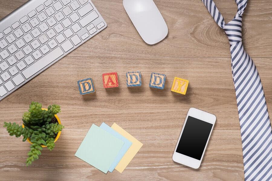 Blog: werkende papa