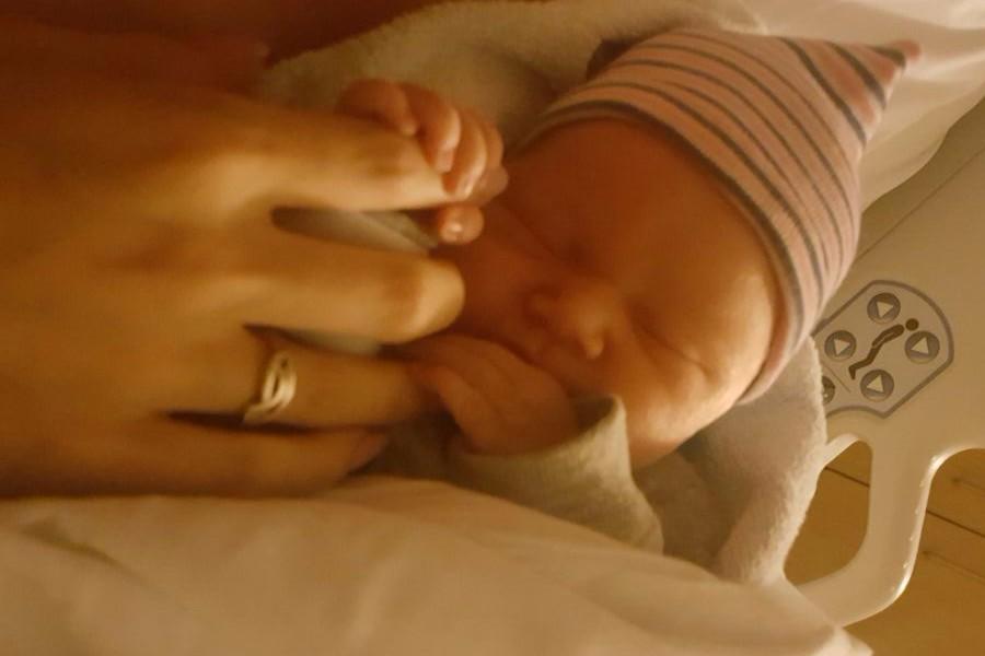 bevallingsverhaal Manon