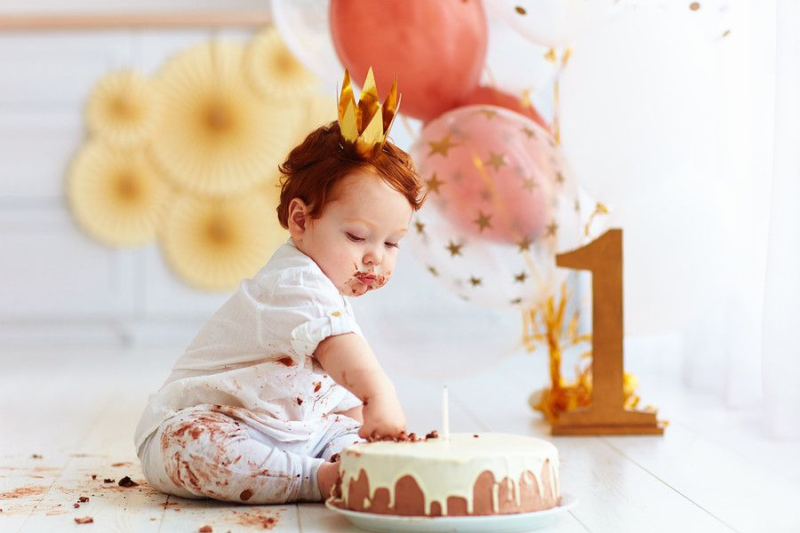 De Eerste Verjaardag Van Je Baby 24babynl