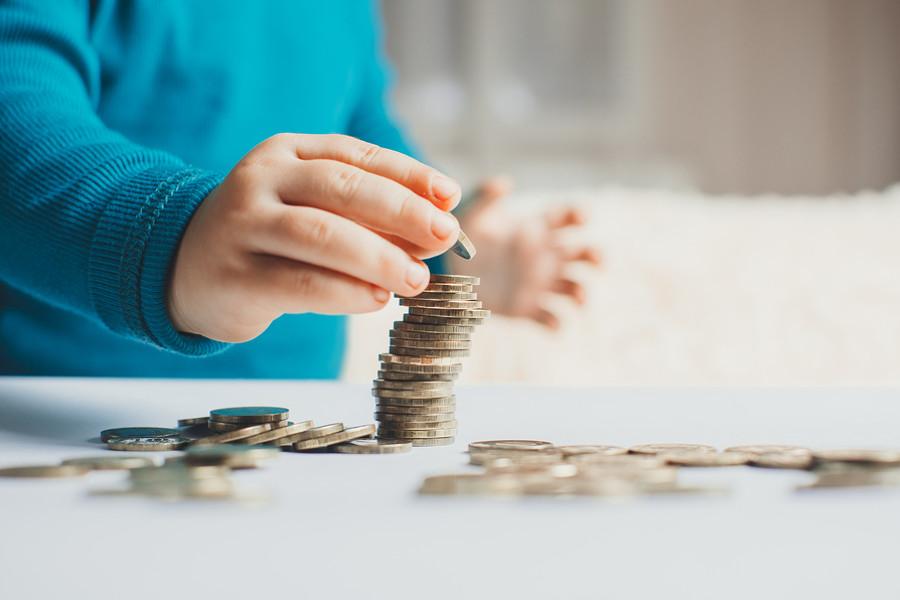 Sparen voor je baby en belasting