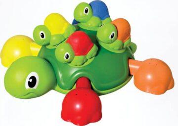 speelgoed 1 jaar badschildpad