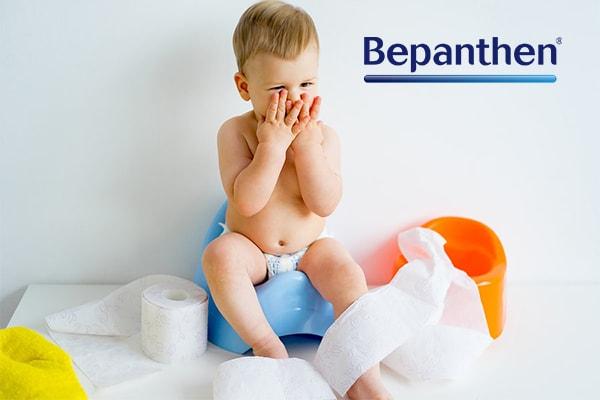 Babyzalf bij zindelijk worden