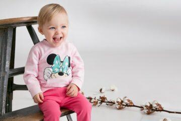 C&A biokatoen meisje Minnie Mouse