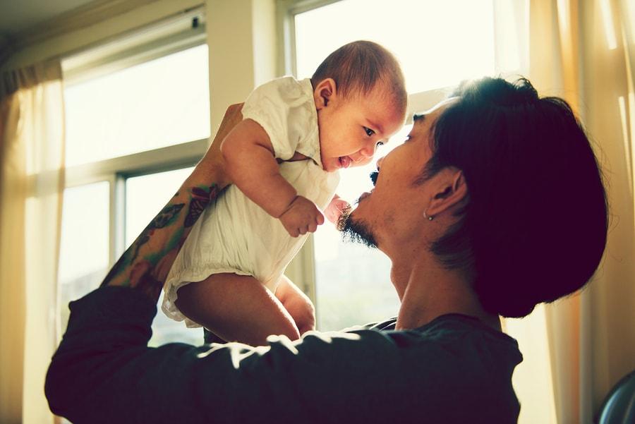 eerste vaderdag