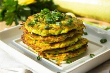 Courgettekoekjes: verstopte groente voor je peuter