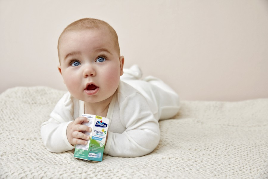 Davitamon Vitamine D baby