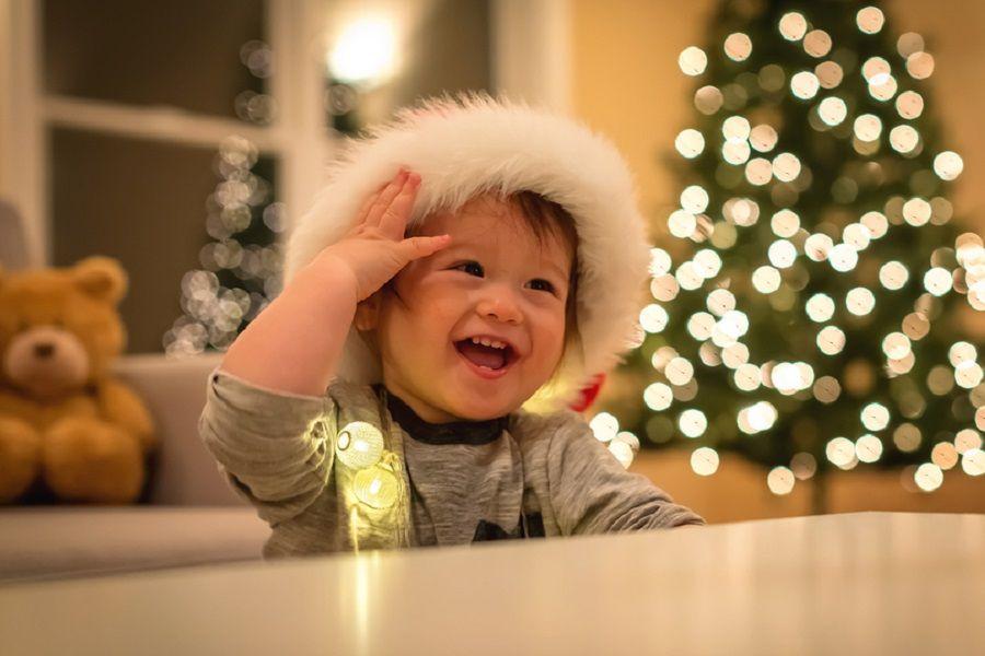 Kerst Met Je Peuter Zo Blijft Het Gezellig 24baby Nl