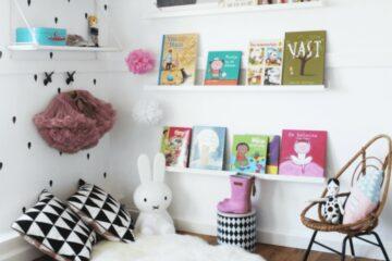 boekenplankjes kinderkamer