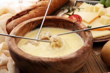 Kaasfondue, kan je eten als je zwanger bent